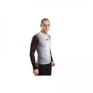 "Rashguard TOP TEN MMA ""Gradient"""