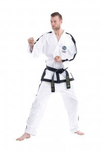 Dobok TOP TEN ITF Master Instruktor Premium Gold Edition