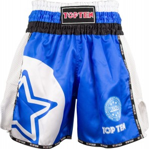 Spodenki  Top Ten do kickboxingu WAKO Star